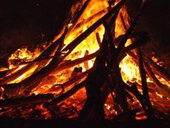 Rothwell bonfire