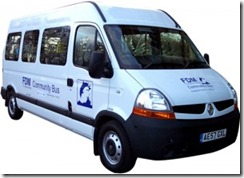 FDM bus Rothwell