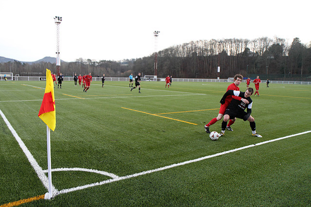 New 3G pitch at Royds School photo